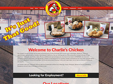 Charlie's Chicken
