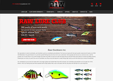 Raw Outdoors Inc