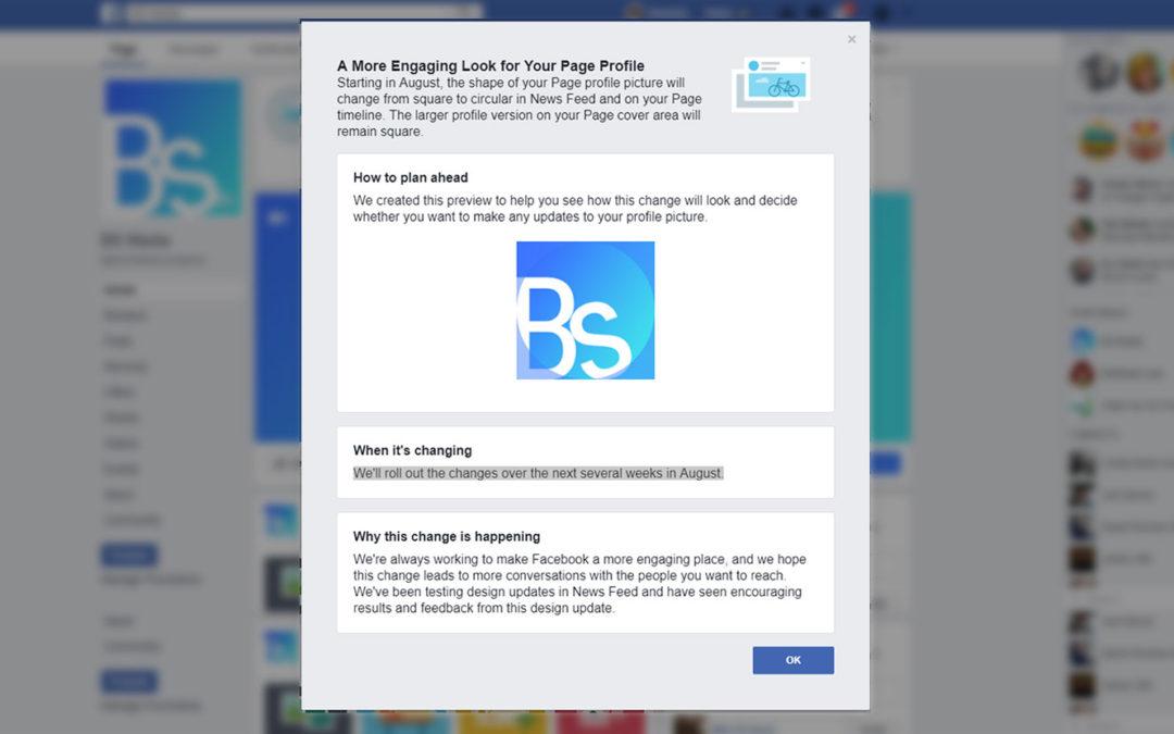 Facebook Changes UI [Too Look More Like Instagram]