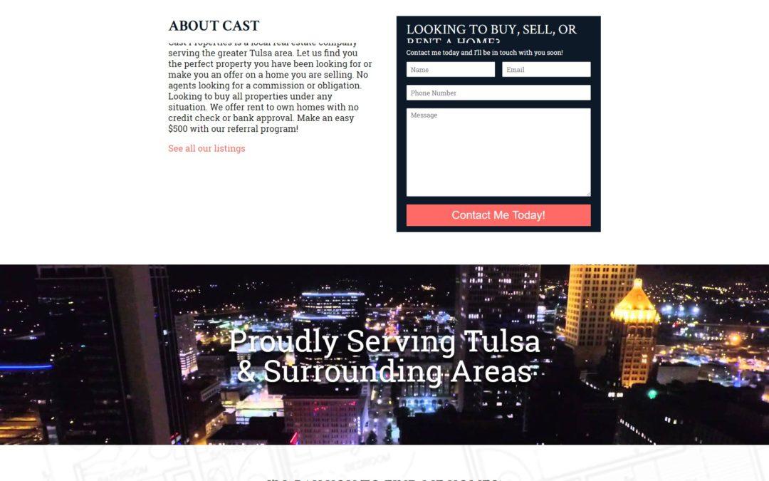 Cast Properties LLC