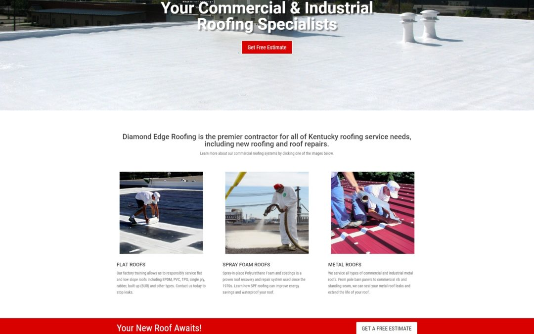 Diamond Edge Roofing